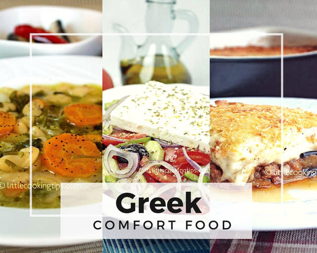 What is Comfort Food?