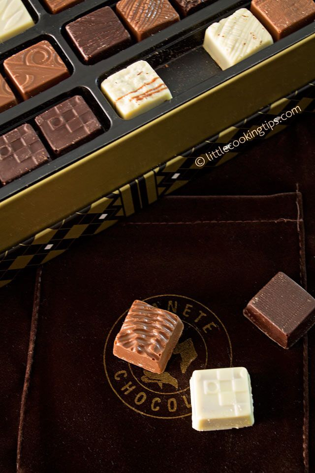 A planet for chocolate lovers: Artisan Belgian chocolates from Planète Chocolat