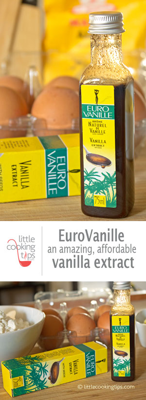 EuroVanille: An amazing, affordable vanilla extract from France