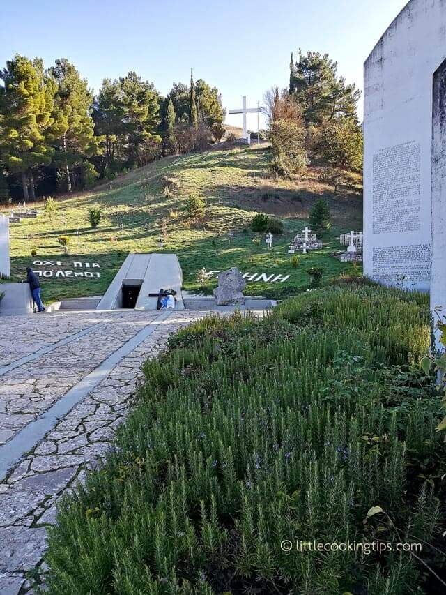 Littlecookingtips Holocaust Memorial Site Kalavryta