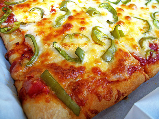 Double Cheese Pizza Express