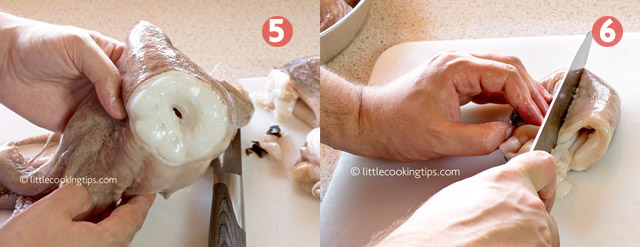 how to clean octopus for cooking