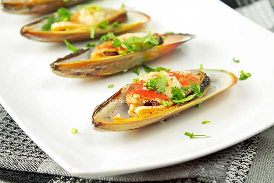 ... mussels with parsley and garlic mussels with fennel and bacon mussels