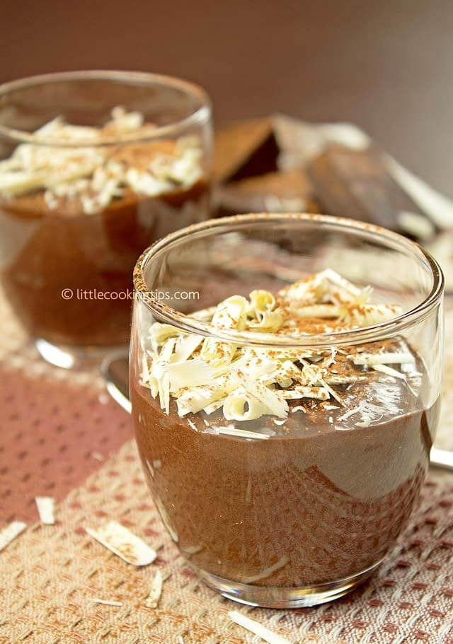 chocolate mousse with baileys cooking tips