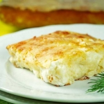 Easy Greek yogurt and feta cheese pie (Tempelopita)