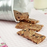 Cinnamon scented energy bars
