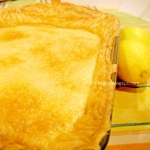 Fluffy Creamy Lemon Pie