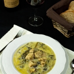 Greek Pork and Celery Stew (Hirino me Selino)